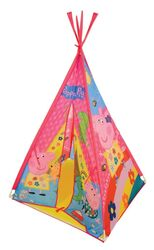Peppa Pig Themed TeePee Play Tent  1 Thumbnail