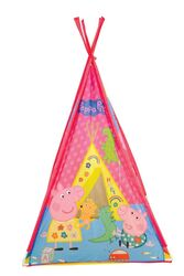Peppa Pig Themed TeePee Play Tent  4 Thumbnail