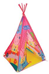 Peppa Pig Themed TeePee Play Tent