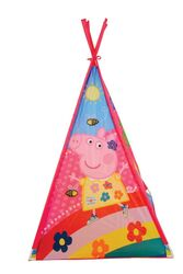 Peppa Pig Themed TeePee Play Tent  5 Thumbnail