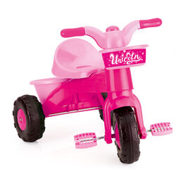 Dolu Unicorn My First Trike Pink