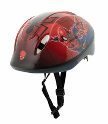 Spiderman Themed Kids Safety Helmet 48-54cm
