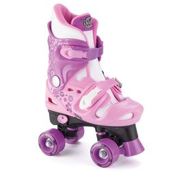 Xootz Girls Quad Roller Skate