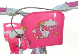 Dino Unicorn Girls Bicycle 16