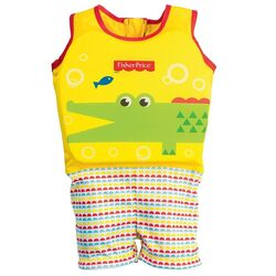 Fisher Price Boys' Float Suit