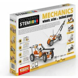 STEM MECHANICS: Wheels, Axels & Inclined Planes
