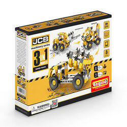 Engino JCB Tipper Truck Kit