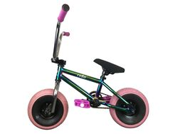1080 Mini Freestyle BMX - Jet Fuel/Chrome/Pink 3 Thumbnail