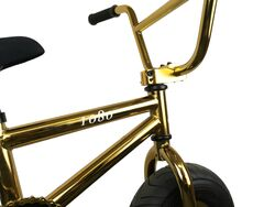 1080 Mini Freestyle BMX - Gold 4 Thumbnail