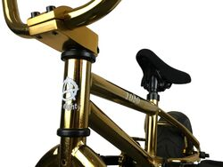 1080 Mini Freestyle BMX - Gold 5 Thumbnail