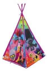 Trolls 2 World Tour Kids Teepee Tent