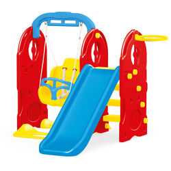 Dolu 4-In-1 Kids Playground