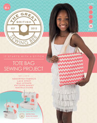 GBSB DIY Tote Bag Kit