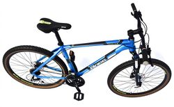 Boss Phantom Mens Hardtail Mountain Bike, 27.5