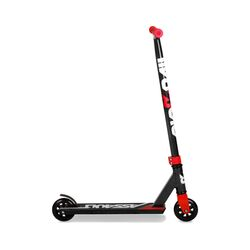 Rip Rail Assault Stunt Scooter - Black/Red 3 Thumbnail