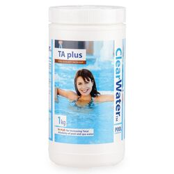 Clearwater Pool and Spa Total Alk+ 1kg
