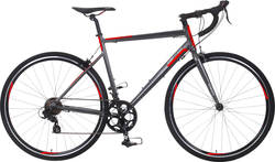 Dawes Giro Red Unisex Road Bike -  700c - Alloy Frame Thumbnail