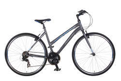 Claud Butler Urban 200 Ladies Hybrid Commuter Bike - 700c - Alloy Frame Thumbnail