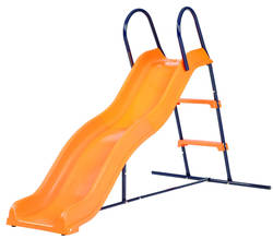 Hedstrom Kids Outdoor Wavy Slide