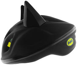 Batman Bat Boy's 3D Safety Helmet with Cooling Vents Thumbnail