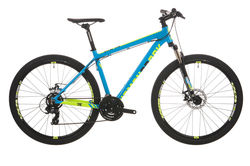 Diamondback Sync 1.0 Unisex Hardtail Mountain Bike, Alloy Frame - 27.5