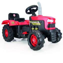 Dolu Tractor Battery Operated Ride On