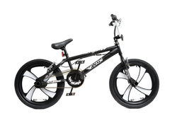 XN-4-20 BMX Bike Black/White