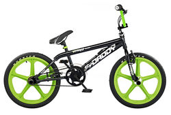 Rooster Big Daddy BMX Freestyle Bike with Gyro - 20
