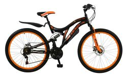 Boss Black Ice Mens Mountain Bike