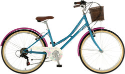 Dawes Bella Junior Girls Heritage Style Bike, 24