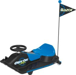Razor® Crazy Cart Shift™ - Black/Blue Thumbnail