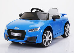 Audi TT RS Kids Elecric Ride On