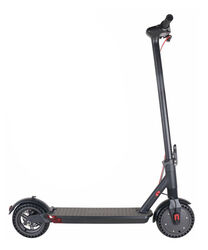 Windgoo M12 Folding Electric Scooter 250w - Black/Red Thumbnail
