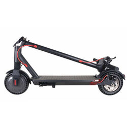 Windgoo M12 Folding Electric Scooter 250w - Black/Red 1 Thumbnail