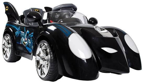 Batman Battery Operated Car