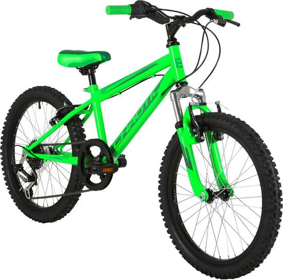 Mountainbike NeongrГјn