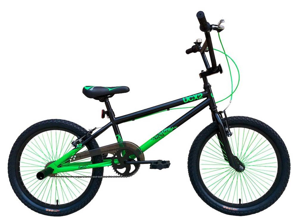 Buy a Tiger UCX2 Junior Boys BMX Bike from E-Bikes Direct Outlet